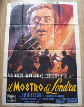 Two Faces of Dr Jekyll  Film Poster, Italian 1p